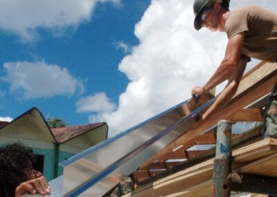 Roof Modification